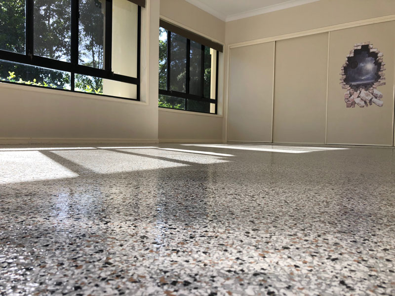 Beautiful, durable and safe floor